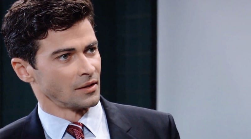 General Hospital Spoilers: Griffin Munro (Matt Cohen)