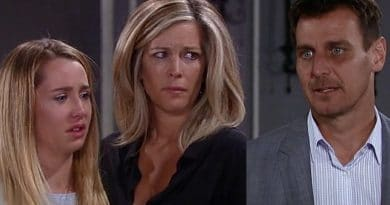 General Hospital Spoilers: Jasper Jax Jacks (Ingo Rademacher) - Carly Corinthos (Laura Wright) - Josslyn Jacks (Eden McCoy)