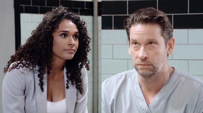 General Hospital Spoilers: Jordan Ashford (Briana Nicole Henry) - Franco Baldwin (Roger Howarth)