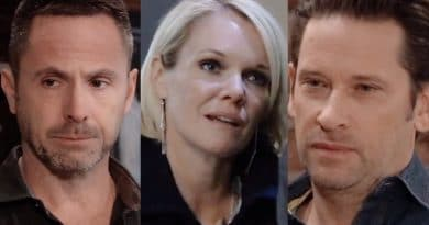 General Hospital Spoilers: Julian Jerome (William deVry) - Ava Jerome (Maura West) - Franco Baldwin (Roger Howarth)