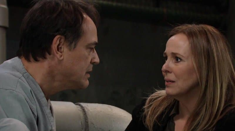 General Hospital Spoilers: Kevin Collins (Jon Lindstrom) Laura Spencer (Genie Francis)