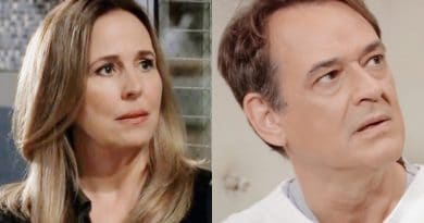 General Hospital Spoilers: Laura Spencer (Genie Francis) - Kevin Collins (Jon Lindstrom)