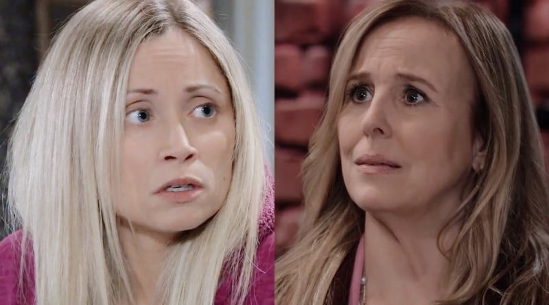 General Hospital Spoilers: Lulu Spencer (Emme Rylan) - Laura Spencer (Genie Francis)