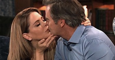General Hospital Spoilers: Olivia Falconeri (Lisa LoCicero) - Ned Ashton (Wally Kurth)