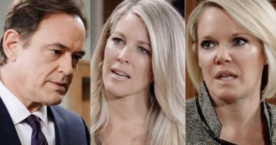 General Hospital Spoilers: Ryan Chamberlain (Jon Lindstrom) - Carly Corinthos (Laura Wright) - Ava Jerome (Maura West)