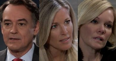 General Hospital Spoilers: Ryan Chamberlain (Jon Lindstrom) Carly Corinthos (Laura Wright) - Ava Jerome (Maura West)