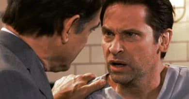 General Hospital Spoilers: Ryan Chamberlain (Jon Lindstrom) Franco Baldwin (Roger Howarth)