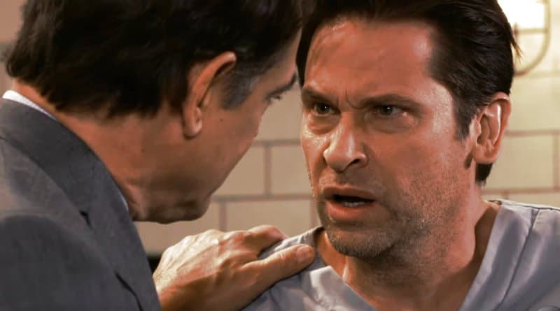 General Hospital Spoilers: Ryan Chamberlain (Jon Lindstrom) Franco Baldwin (Roger Howarth)