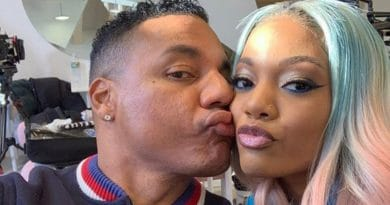 Love And Hip Hop Spoilers: Richie Dollaz - Ashley