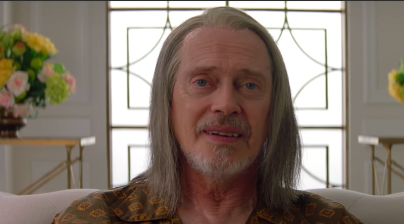 Miracle Workers: Steve Buscemi