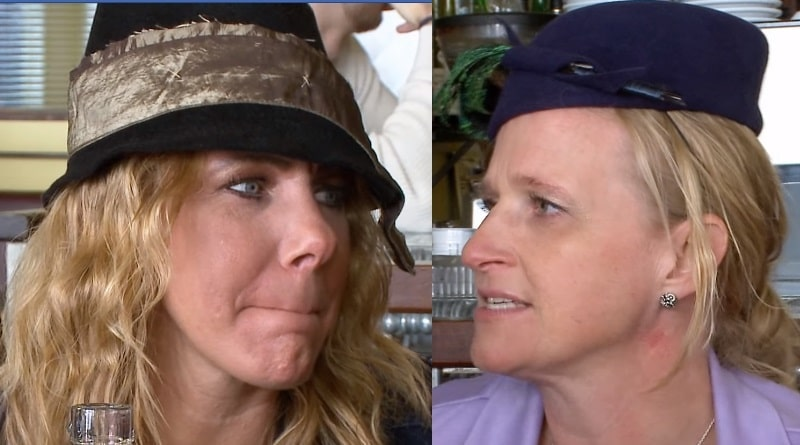 Sister Wives: Meri Brown - Christine Brown - Hats