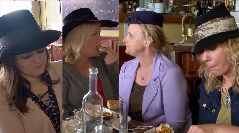 Sister Wives: Robyn Brown - Janelle Brown - Meri Brown - Christine Brown