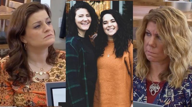 Sister Wives: Robyn Brown - Meri Brown - Mariah Brown - Audrey Kriss