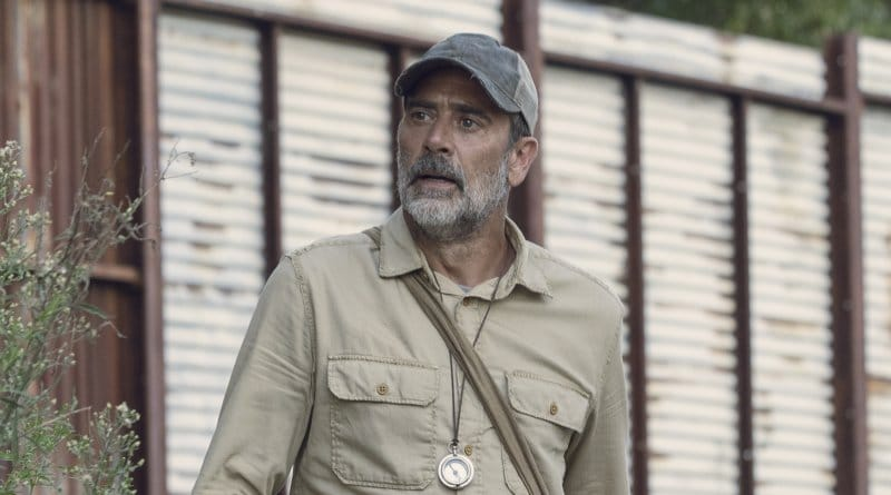 The Walking Dead Spoilers: Negan (Jeffrey Dean Morgan)