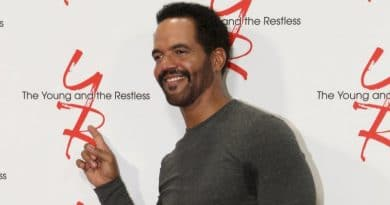 Young and the Restless: Kristoff St John - Final Airdate as Neil Winters