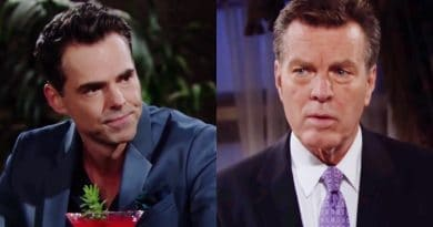 Young and the Restless Spoilers: Billy Abbott (Jason Thompson) - Jack Abbott (Peter Bergman)
