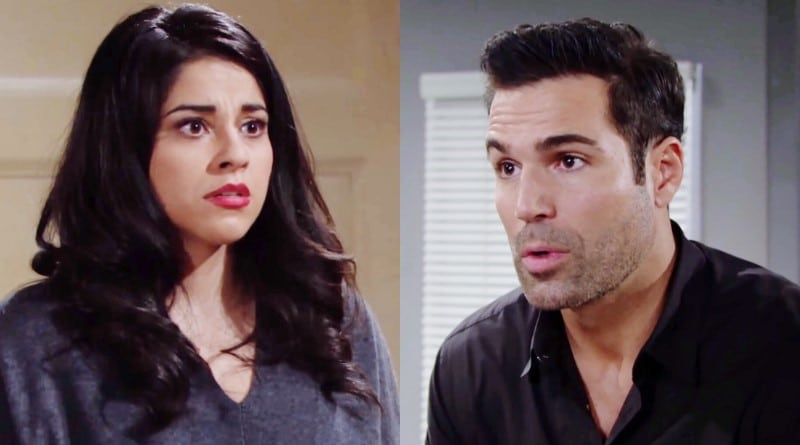 Young and the Restless' Spoilers: Mia Cries Pregnancy - Rey