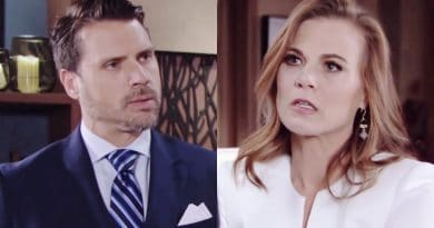 Young and the Restless Spoilers: Nick Newman (Joshua Morrow) - Phyllis Abbott (Gina Tognoni)