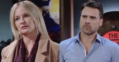 Young and the Restless Spoilers: Sharon Newman (Sharon Case) - Nick Newman (Joshua Morrow)
