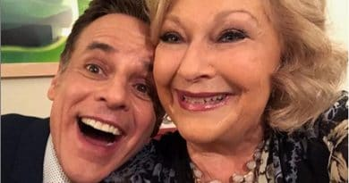 Young and the Restless Spoilers: Traci Abbott (Beth Maitland) - Michael Baldwin (Christian LeBlanc)