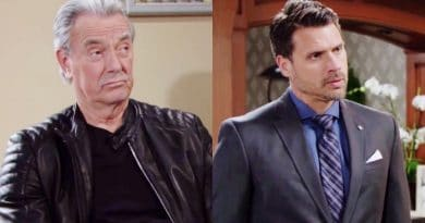 Young and the Restless Spoilers: Victor Newman (Eric Braeden) - Nick Newman (Joshua Morrow)