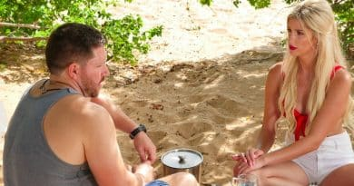 Temptation Island: John Thurmond - Hannah Rigthmire