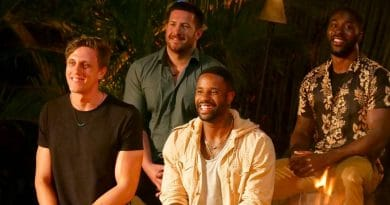 Temptation Island: Karl Collins - Evan Smith - Javen Butler - John Thurmons