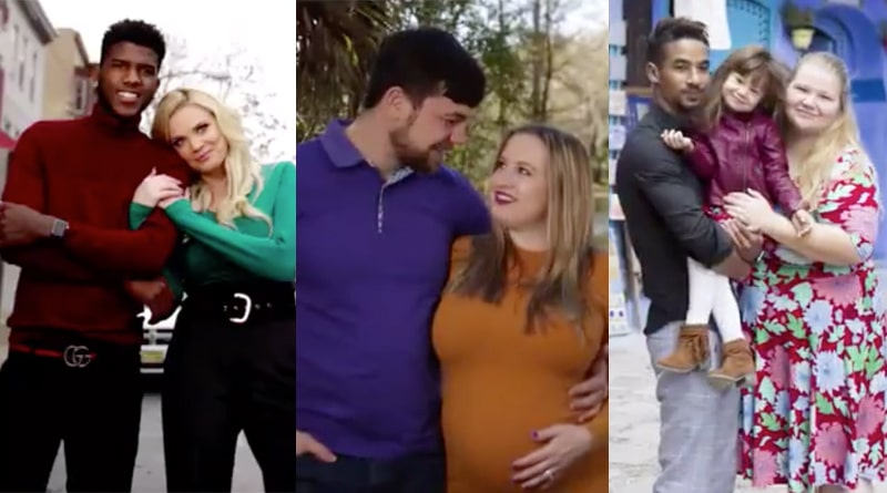 90 Day Fiance Happily Ever After Spoilers: Jay Smith - Ashley Martson - Andrei Castravet - Elizabeth Castravet - Azan Tefou - Nicole Nafziger