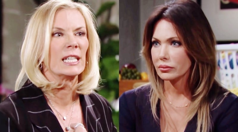 Bold and the Beautiful Spoilers: Brooke Logan (Taylor Hayes) - Taylor Hayes (Hunter Tylo)