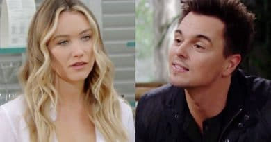 Bold and the Beautiful Spoilers: Florence Fulton (Katrina Bowden) - Wyatt Spencer (Darin Brooks)