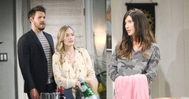 Bold and the Beautiful Spoilers: Liam Spencer (Scott Clifton) - Hope Logan (Anikka Noelle) - Steffy Forrester (Jacqueline MacInnes Wood)