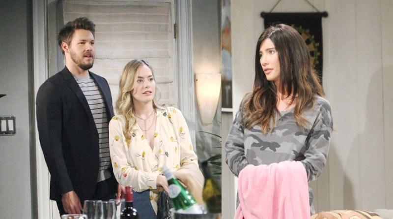Bold and the Beautiful Spoilers: Liam Spencer (Scott Clifton) - Hope Logan (Anikka Noelle) - Steffy Forrester (Jacqueline MacInnes Wood)
