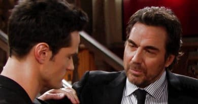Bold and the Beautiful Spoilers: Ridge Forrester (Thorsten Kaye) - Thomas Forrester (Matthew Atkinson)