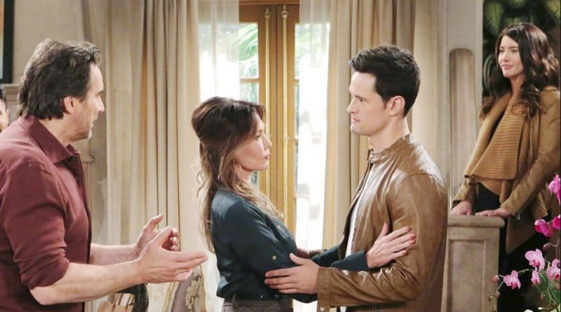 Bold and the Beautiful' Spoilers Next Two Weeks: Thomas Shows ...