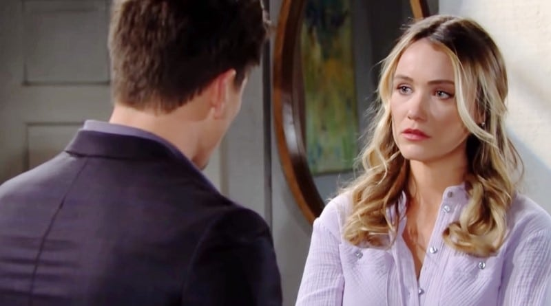 Bold and the Beautiful Spoilers: Wyatt Spencer (Darin Brooks) - Flo Fulton (Katrina Bowden)