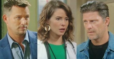 Days of Our Lives Spoilers: Brady Black (Eric Martsolf) - Sarah Horton (Linsey Godfrey) - Eric Brady (Greg Vaughan)