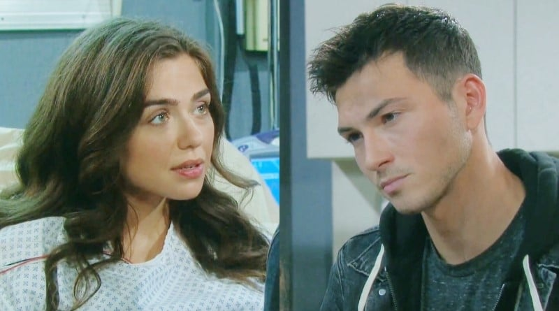 Days of Our Lives Spoilers: Ciara Brady (Victoria Konefal) - Ben Weston (Robert Scott Wilson)