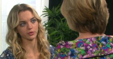 Days of Our Lives Spoilers: Claire Brady (Olivia Rose Keegan) - Eve Donovan (Kassie DePaiva)