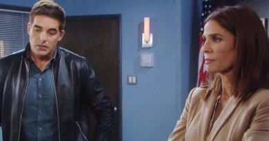 Days of Our Lives Spoilers: Rafe Hernandez (Galen Gering) - Hope Brady (Kristian Alfonso)