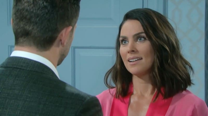Days of Our Lives Spoilers: Stefan DiMera (Tyler Christopher) - Chloe Lane (Nadia Bjorlin)