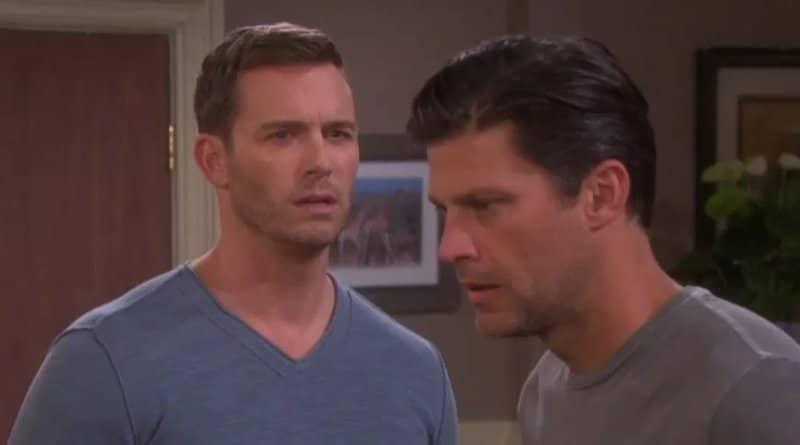 Days of Our Lives Spoilers: Eric Brady (Greg Vaughan) - Brady Black (Eric Martsolf)