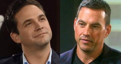 Days of Our Lives Spoilers: Brandon Barash (Stefan DiMera) - Tyler Christopher (Stefan DiMera)