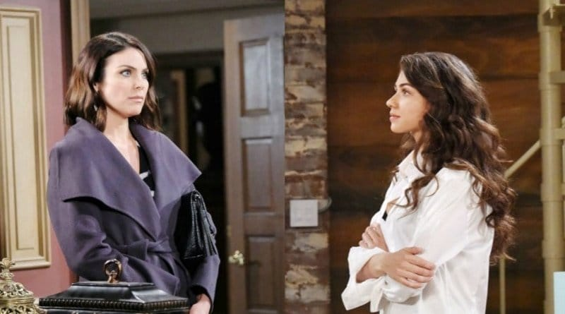 Days of Our Lives Spoilers: Chloe Lane (Nadia Bjorlin) - Ciara Brady (Victoria Konefal)