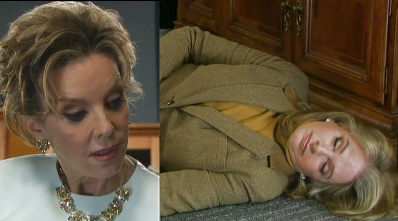 Days of Our Lives Spoilers: Diana Cooper (Judith Chapman) - Marlena Evans (Deidre Hall)