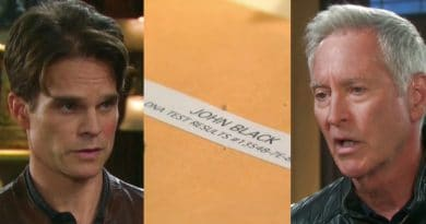 Days of Our Lives Spoilers: Leo Stark (Greg Rikaart) - John BLack (Drake Hogestyn)