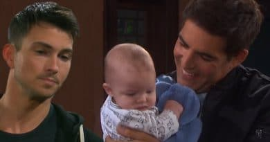 Days of Our Lives Spoilers: Rafe Hernandez (Galen Gering) - Ben Weston (Robert Scott Wilson)