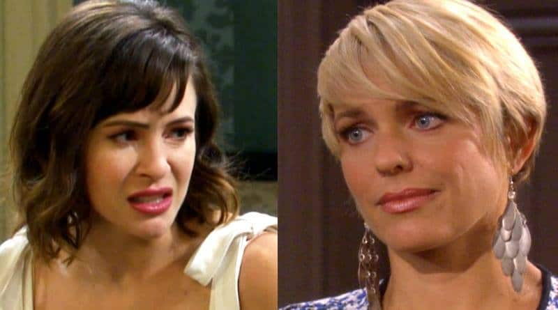 Days of Our Lives Spoilers: Sarah Horton (Linsey Godfrey) - Nicole Walker (Arianne Zucker)