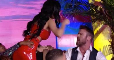 Ex On The Beach Spoilers: Chad Johnson - Nicole Ramos