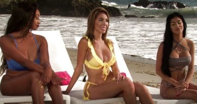 Ex On The Beach Spoilers: Nicole Ramos - Farrah Abraham - Janelle Shanks