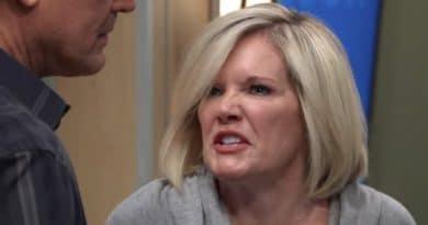 General Hospital Spoilers: Ava Jerome (Maura West) Kevin Collins (Jon Lindstrom)